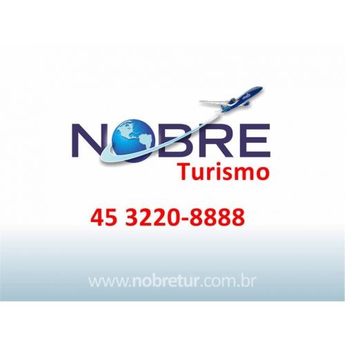 Nobre Turismo | Agência de Viagens