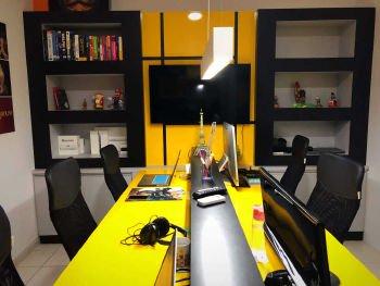 Sala de Criação 02 - Metis Agência Digital