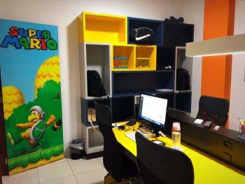 Sala de Criação 03 - Metis Agência Digital