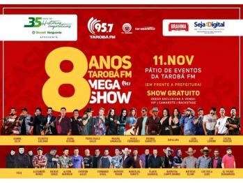 Mega Show Taroba FM 2018