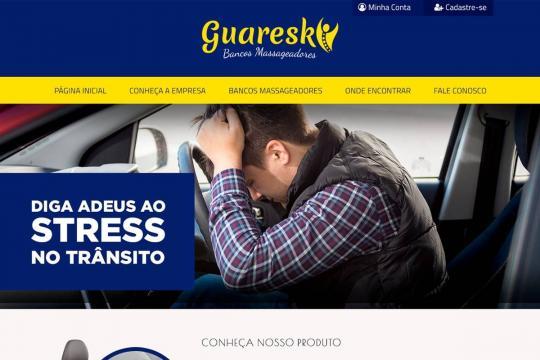 Guareski Bancos Massageadores