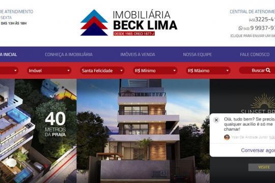 Imobiliária Beck Lima